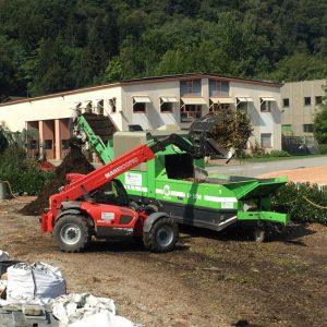 attrezzature compostaggio ticino