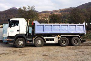 Scania 480 fornitura ticino